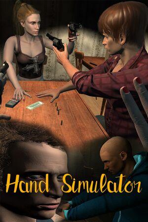 Hand Simulator cover