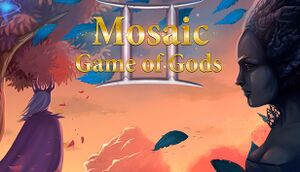 Mosaic: Game of Gods II cover