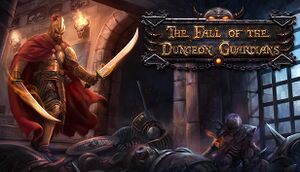 The Fall of the Dungeon Guardians cover