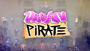Urban Pirate cover