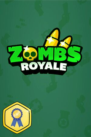 Zombs Royale cover