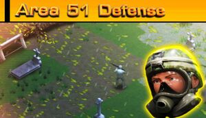 Area 51 Defense cover