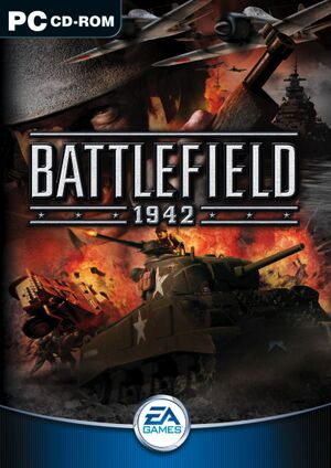Battlefield 1942 cover