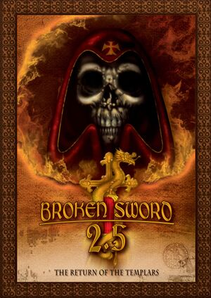 Broken Sword 2.5: The Return of the Templars cover