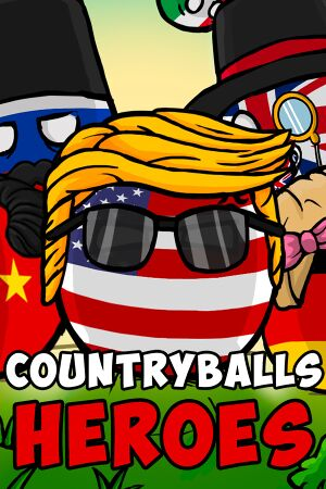 CountryBalls Heroes cover