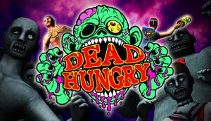 Dead Hungry cover