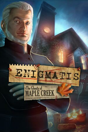 Enigmatis: The Ghosts of Maple Creek cover