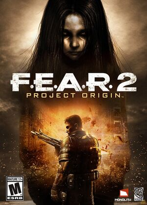 F.E.A.R. 2: Project Origin cover