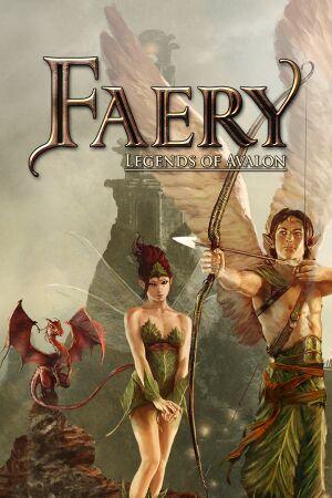 Faery: Legends of Avalon cover