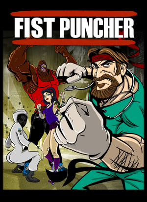 Fist Puncher cover