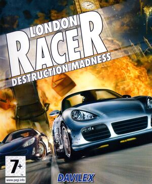 London Racer: Destruction Madness cover