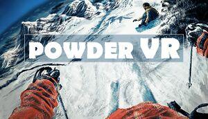 Powder VR cover