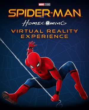 Spider-Man: Homecoming - Virtual Reality Experience cover