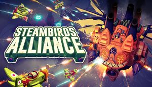 Steambirds Alliance cover