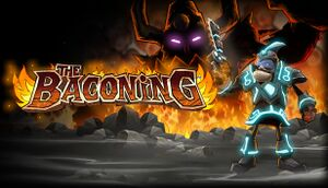 The Baconing cover