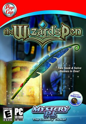 The Wizard's Pen cover