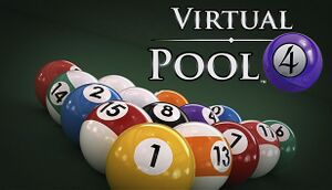 Virtual Pool 4 cover