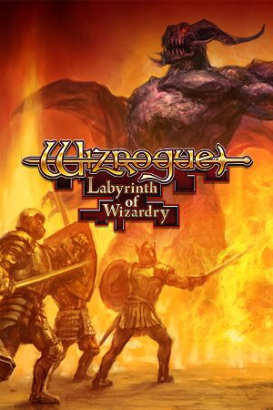 Wizrogue: Labyrinth of Wizardry cover