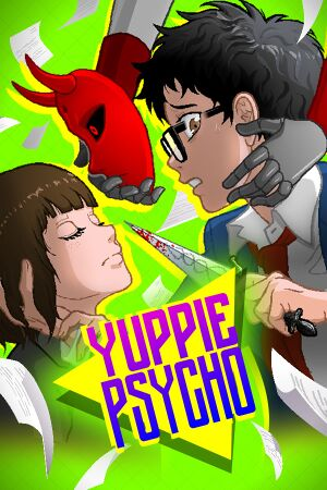 Yuppie Psycho cover