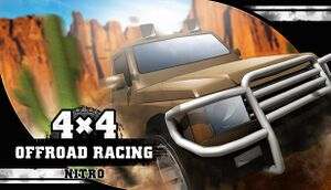 4x4 Offroad Racing - Nitro cover