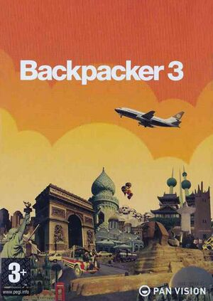 Backpacker 3 cover
