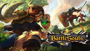BattleSouls cover
