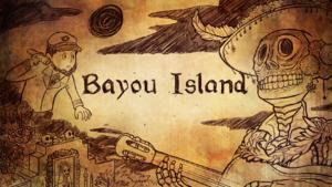 Bayou Island cover