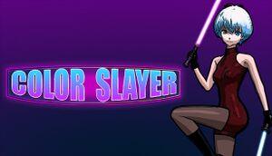 Color Slayer cover