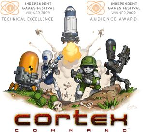 Cortex Command cover