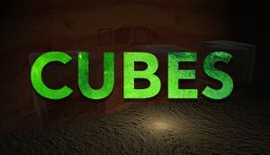 Cubes cover