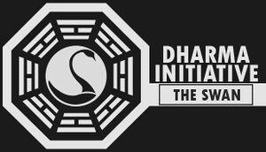 DHARMA: THE SWAN cover