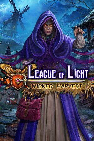 League of Light: Wicked Harvest cover