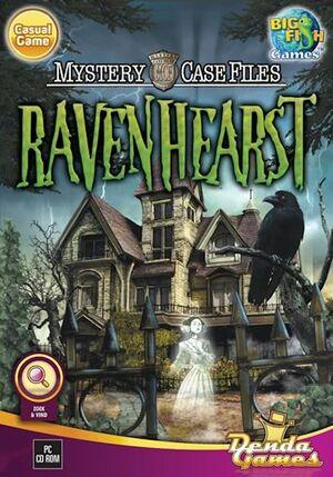 Mystery Case Files: Ravenhearst cover