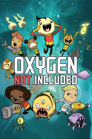 Oxygen Not Included cover