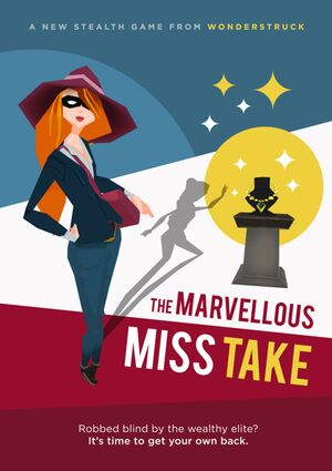 The Marvellous Miss Take cover