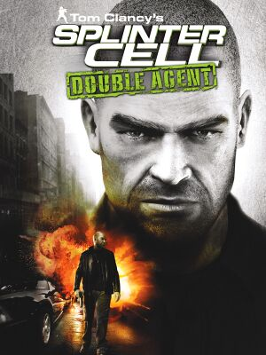 Tom Clancy's Splinter Cell: Double Agent cover