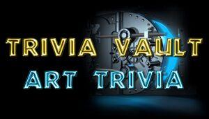 Trivia Vault: Art Trivia cover