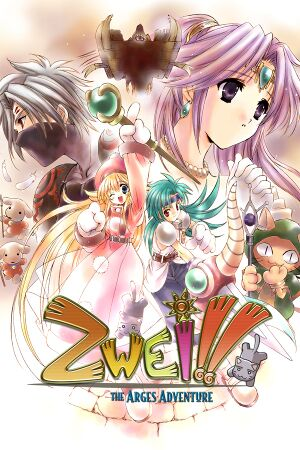 Zwei: The Arges Adventure cover