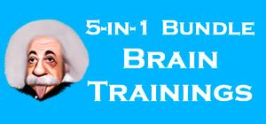 5-in-1 Bundle Brain Trainings cover