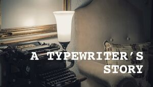 A Typewriter's Story cover