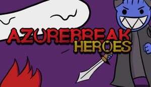 Azurebreak Heroes cover