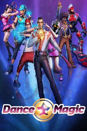 Dance Magic cover