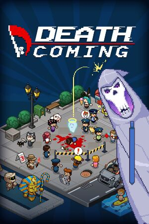 Death Coming cover