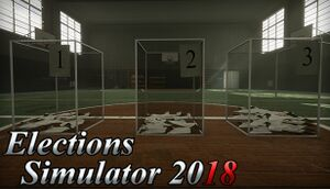 Elections Simulator 2018 cover