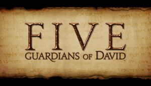 Five: Guardians of David cover