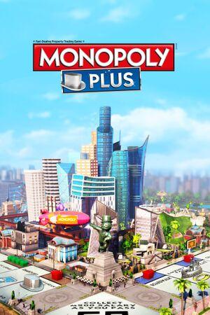 Monopoly Plus cover