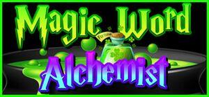 Magic Word Alchemist cover