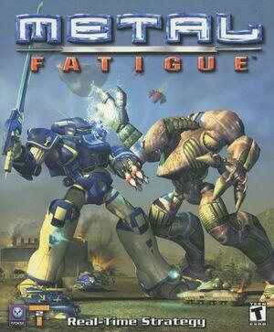 Metal Fatigue cover
