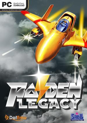 Raiden Legacy cover