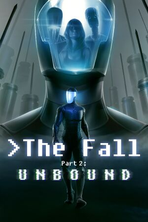 The Fall Part 2: Unbound cover